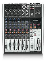 Behringer 1204USB xenyx petit format mixer quatre mono canaux dj disco