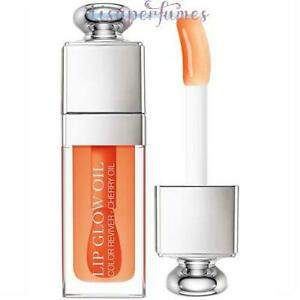 Christian Dior Addict Lip Glow Oil 004 Coral 0.20oz / 6ml NIB
