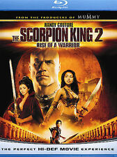 The Scorpion King 2: Rise of a Warrior (Blu-ray Disc, 2008)