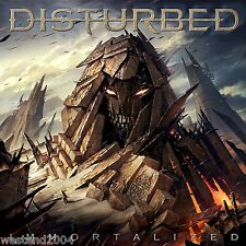 Disturbed ~ Immortalized ~ NEW CD Album ~ featuring The Sound Of Silence