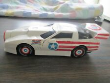 1990 Marvel Captain America Turbo Coupe Complete Car