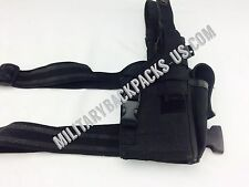 Black hawk Omega VI drop leg holster assault airborne pouch system Military