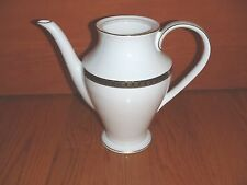 Waterford China Ashworth Coffe Pot ~ Missing Lid  ~ NEW
