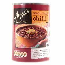 Amy's Kitchen   Medium Piment   2 x 416 G
