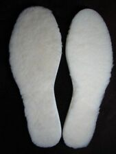5 Pairs Adult's Warm Thermal Insoles Shoe Size 14