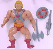 1980s MATTEL MOTU MASTERS OF THE UNIVERSE ORIGINAL HE-MAN ACTION FIGURE