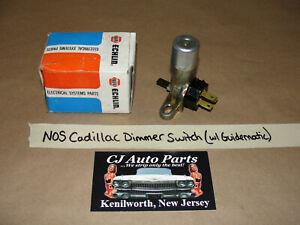 NOS 1961-1979 CADILLAC GUIDEMATIC AUTRONIC HEADLIGHT HIGH BEAM DIMMER SWITCH