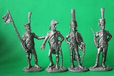 Tin toy napoleonic figures soldiers 54 mm exclusive collection #5