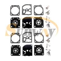 2x Carburateur Joint Kit Pour STIHL 020T MS192 MS200 MS200T ZAMA RB-69 531004553