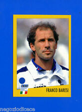 AZZURRI CON IP ITALIA - Merlin - Figurina-Sticker n. 55 - F.BARESI -New