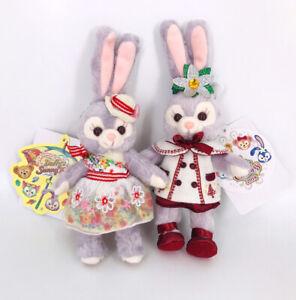 Dress Stella Lou Duffy Jolly Winter Tokyo Disney Sea Christmas Rabbit Plush Toy