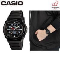 "New"" CASIO Analog Watch Black/Black HDA-600B-1BJF Standard Men's From Japan"