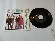 "EDIE BRICKELL & NEW Bohémiens-Cercle - 1989 2-TRACK 7"" JUKE BOX VINYL SINGLE"