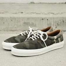 New VANS ERA CA OMBRE DYED CAMO OLIVE NIGHT SNEAKER SHOES 10.5 US MENS ORTHOLITE