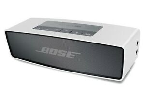Bose Soundlink Mini Bluetooth Speaker - Silver
