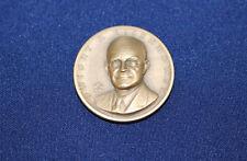 New listing 1963 Dwight Eisenhower Presidential Art Medal Bronze Medallic Art Co. E2207
