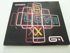 Groove Armada - Lovebox (CD Album 2003) Used Very Good