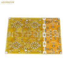 PRT05A 12AX7 Stereo tube preamplifier PCB Base on CONRAD JOHNSON CL circuit