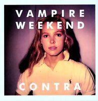 Vampire Weekend - Contra [New Vinyl] 180 Gram