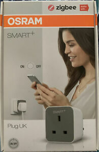 Osram Ledvance ZigBee Z3 Type G Smart+ Plug UK 13A Alexa & Google New