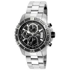 Invicta 22412 Gent's Pro Diver Chrono Quartz Steel Bracelet Watch