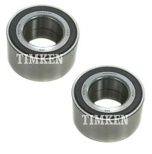 Pair Set of 2 Front Timken Wheel Bearings for Acura CL TL Honda Civic CR-V FWD