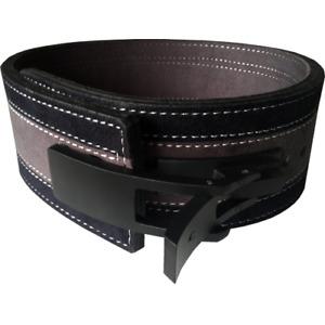 13mm Grey & Black Lever Belt Harris Stability Systems