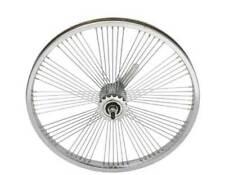 """BICYCLE  FAN WHEEL CUSTOM MADE 20""""72  SPOKE  REAR"""