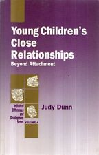 A17 Young children's close relationships Dunn IN INGLESE