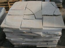 Polygonalplatten,Bruchplatten,Bruchstein,Natursteinplatten,Naturstein, 4cm stark