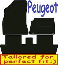 PEUGEOT 5008 Su Misura Deluxe Tappetini Auto Di Qualità 2010-2017