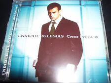 Enrique Iglesias Cosas Del Amor CD – Like New