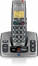 """BRAND NEW""  BT FREESTYLE 750 BIG NUMBER CORDLESS PHONE Single"