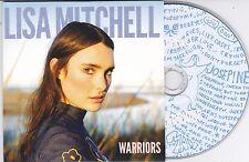 LISA MITCHELL WARRIORS 10 TRACK PROMO CD