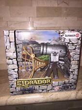 SCHLEICH ELDRADOR CANNON 42222