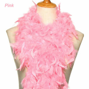 Fancy Dress Feather Boa Strip Grament Accessaries Feathers Apparel Fabric