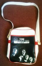 The Beatles Leather Shoulder Carry Bag