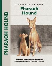 Pharaoh Hound (Comprehensive Owner's Guide)-ExLibrary