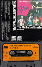The Manhattan Transfer - Pastiche ★ MC Musikkassette