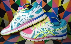 Asics Gel Attract Trainers Running Gym UK7.5 EU41.5