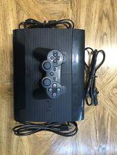 Sony Playstation 3 Super Slim 500GB Game Console Black.