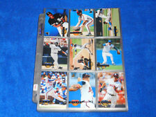BEISBOL MLB 1994 (PINNACLE) - FULL COLLECTION - LIKE NEW