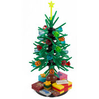 Lego Christmas Tree 12cm - Xmas tree & Presents | All parts LEGO