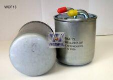 WESFIL FUEL FILTER FOR Mercedes Benz Viano 3.0L V6 CDi 2011 02/11-on WCF13
