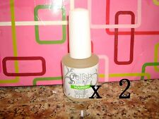 Harmony Gelish Soak Off Gel Polish NOURISH CUTICLE OIL x 2 bottles