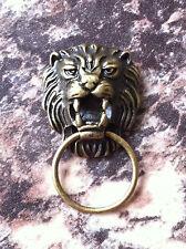 DOLLS HOUSE £ 1.OO  lion door knocker
