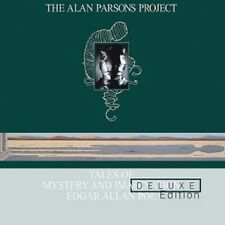 THE ALAN PARSONS PROJECT-TALES OF MYSTERY AND IMAGINATION (DELUXE ED.);2 CD NEW+
