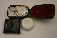 Weston Master V exposure meter