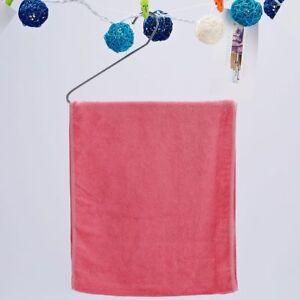 5pc/set  34*76cm,138g bamboo towel skin-friendly all bamboo fiber towel 5 colors