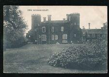 Kent WICKHAM Court Used 1905 PPC